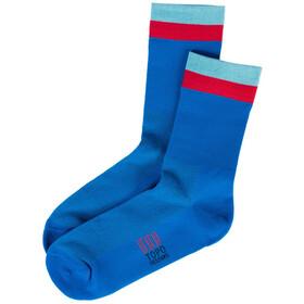 Topo Designs Sport Calze, blu